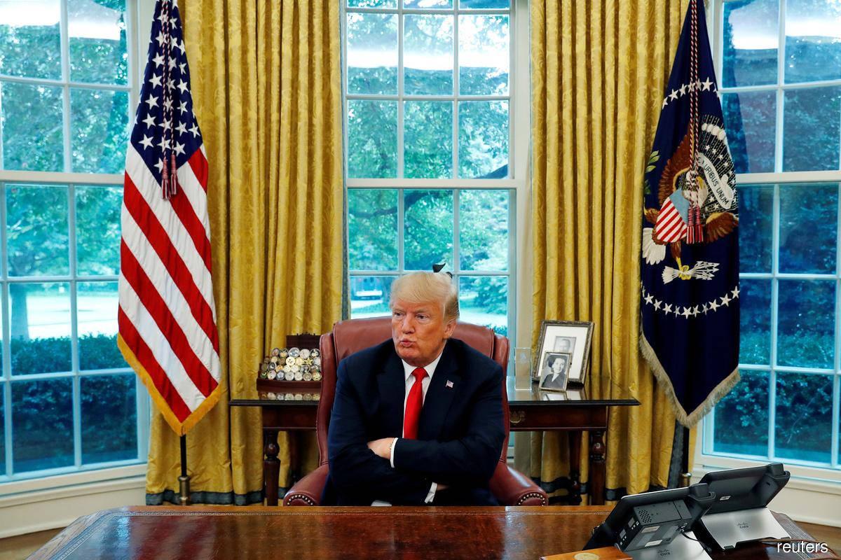 Trump returns to White House hard hit by coronavirus