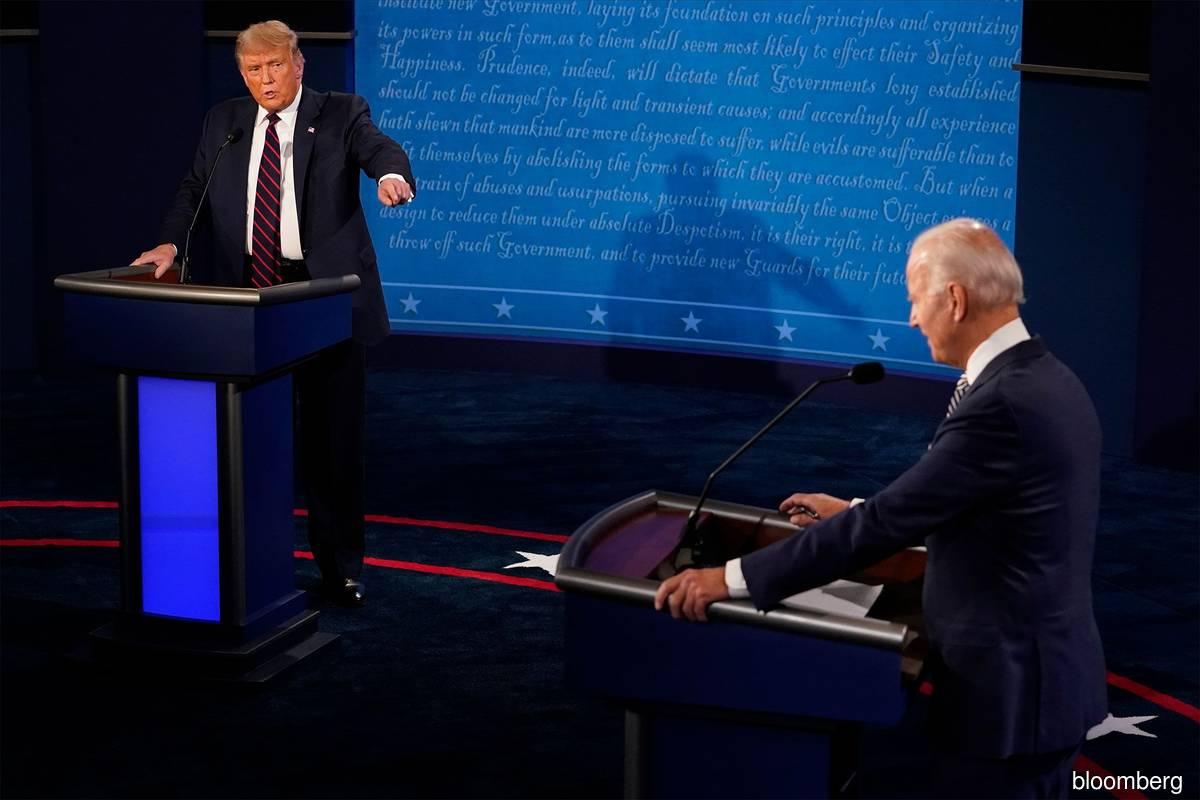 Trump officials are still slowing transition, Biden team says