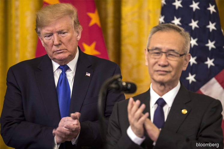 China: GOP Is Using Trump Sanctions Bill to 'Deflect Responsibility'