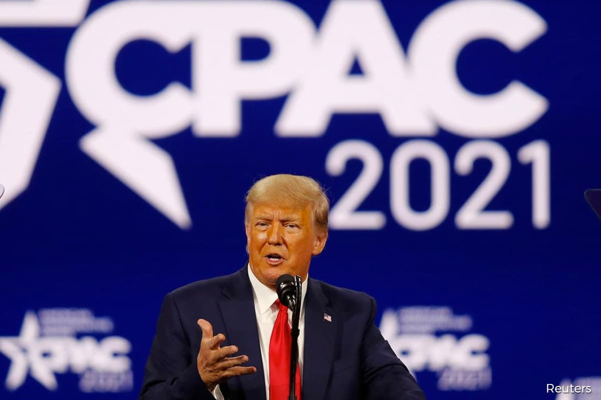 Trump teases possible 2024 run, rejects third-party idea at CPAC