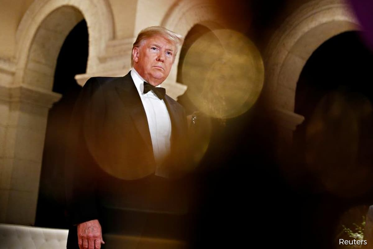 Trump unveils US$207m fundraising haul after election in effort to overturn result
