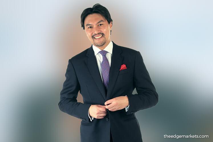 Teach For Malaysia chairman Tunku Ali Redhauddin Tuanku Muhriz