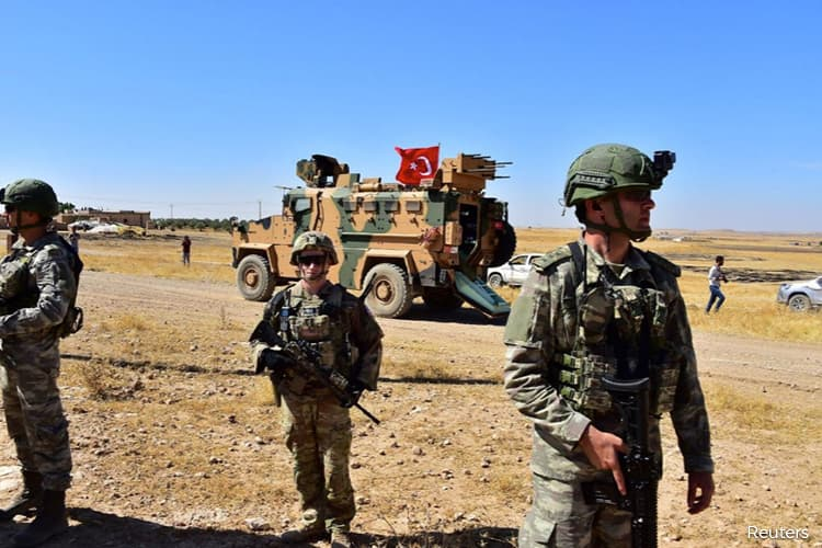 Turkish troops have begun crossing into Syria: Official