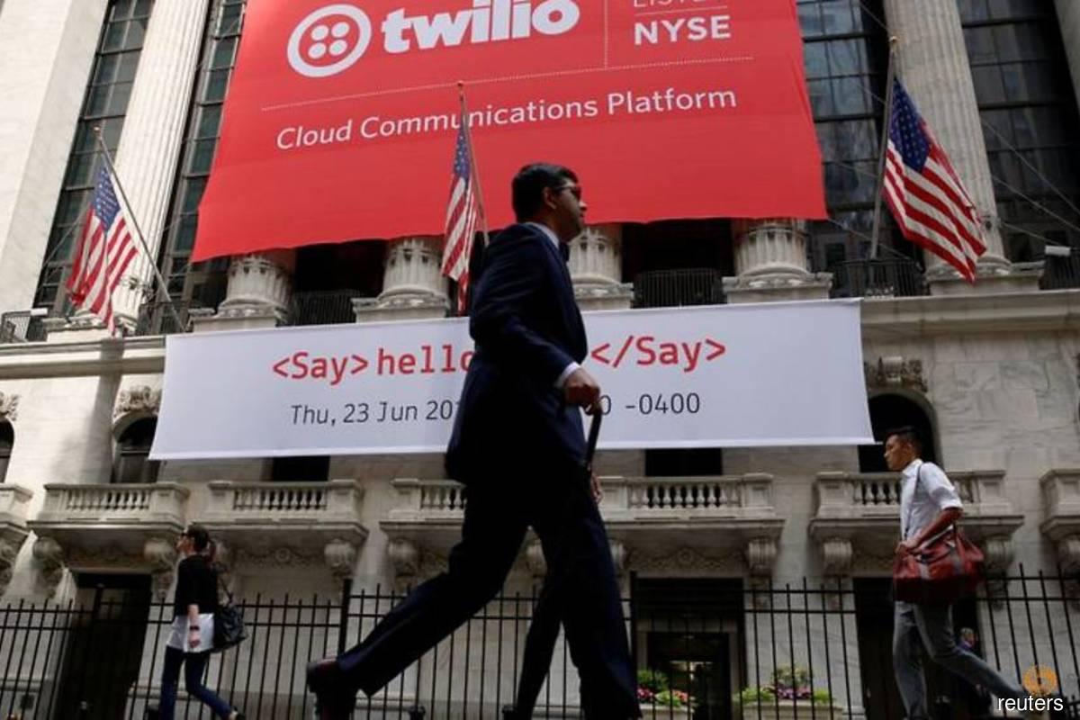 Twilio to buy cloud customer data startup Segment for US$3.2 bil