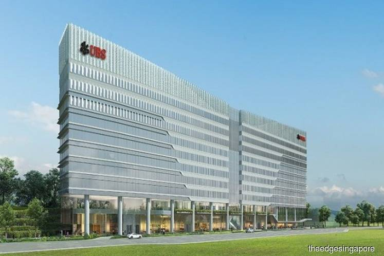 Sembcorp in deal with UBS to set up solar-powered offices in Singapore