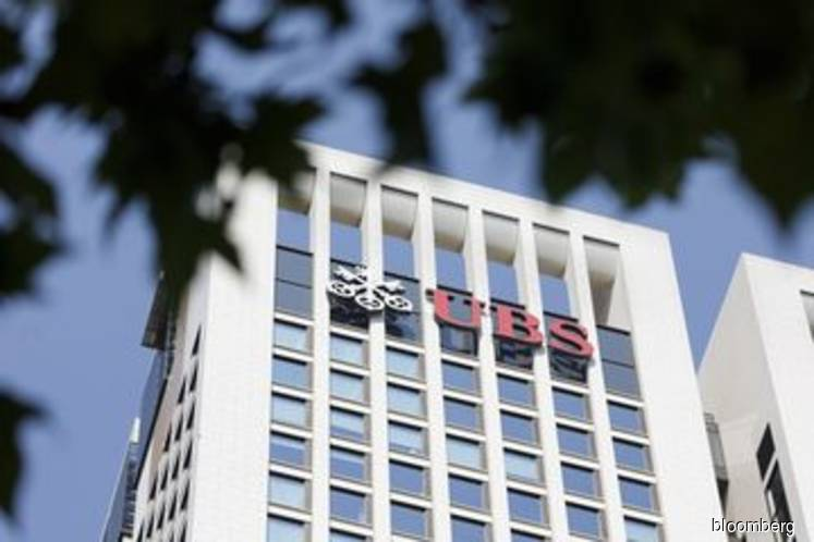 UBS says wealthy clients add US$22 bil in surprise rebound