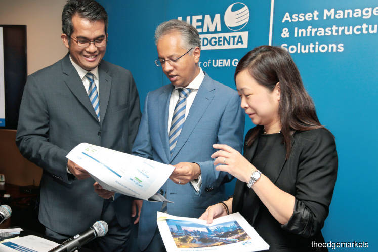 UEM Edgenta banks on healthcare support