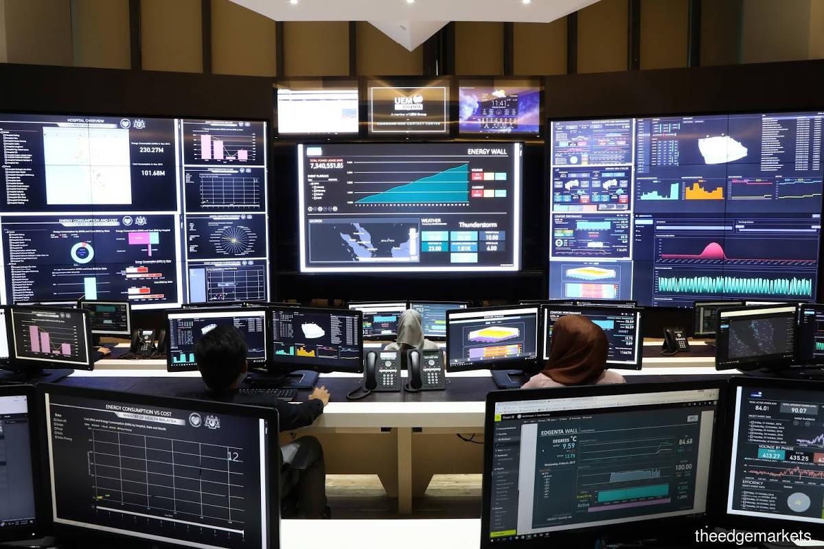 UEM Edgenta doubles down on technology to address dwindling margins