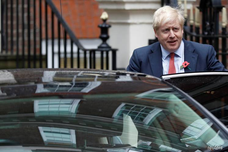 UK PM Johnson's Conservatives have 7-point lead over Labour — ICM
