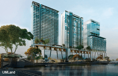 UMLand banks on demand for serviced apartments in Medini