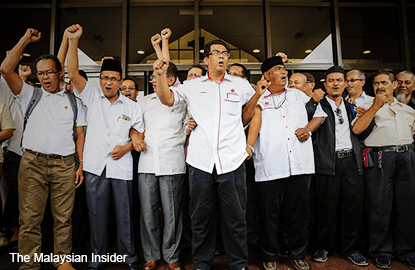 Umno 9 to know their fate in 2 weeks