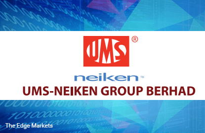 Stock With Momentum: UMS-Neiken Group