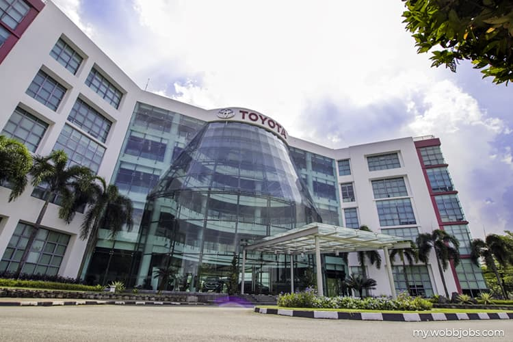 Majority of authorised Toyota and Lexus outlets operational from today