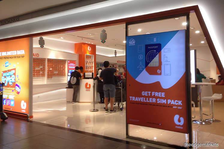 U Mobile introduces 'Giler Unlimited' | The Edge Markets