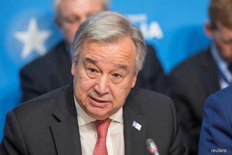 Countries must tackle 'horrifying' domestic abuse surge amid lockdowns — UN chief