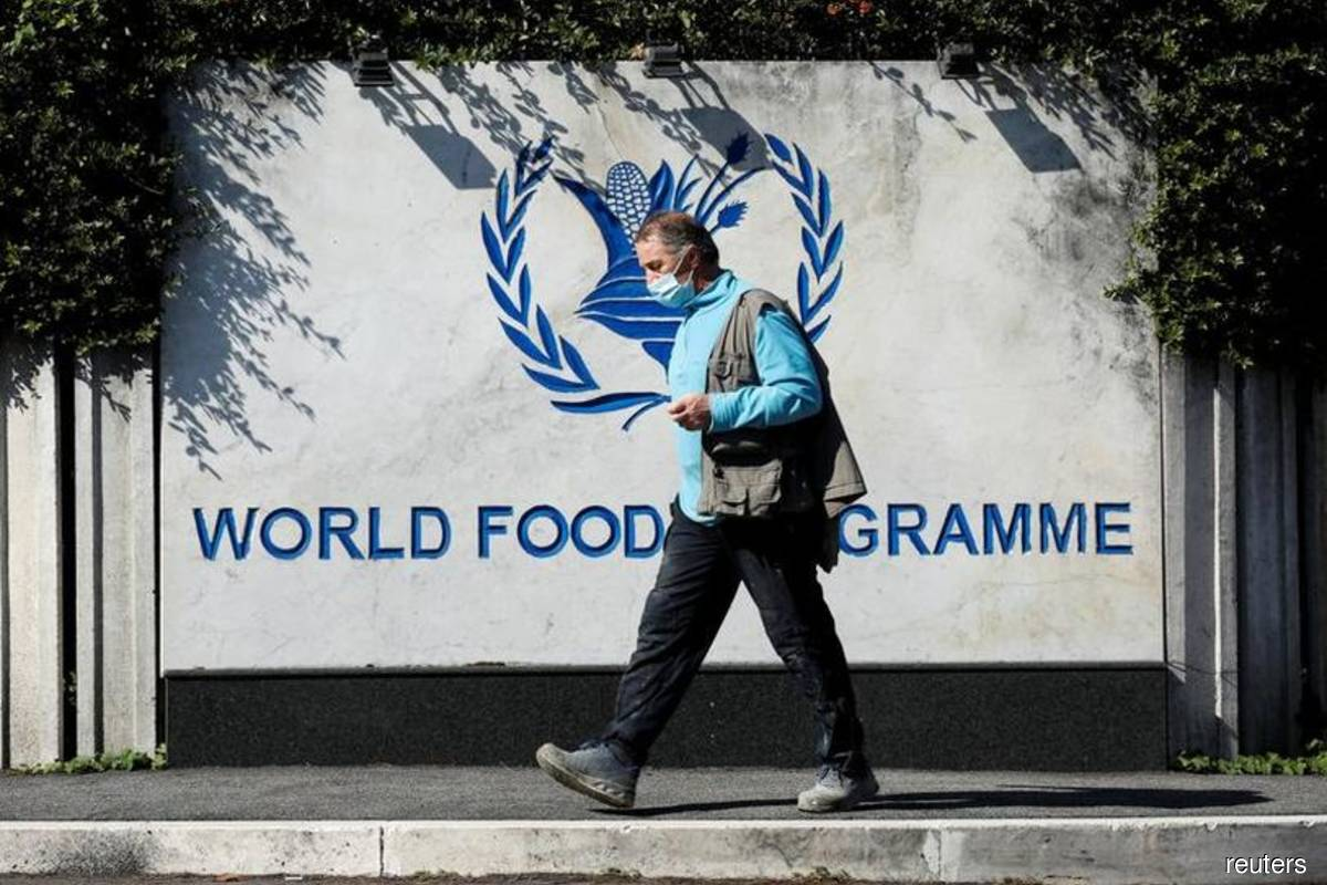 UN food agency WFP hails Peace Nobel as call to action against hunger