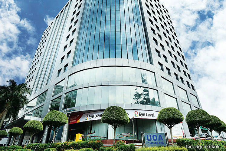 UOA REIT in acquisition mode