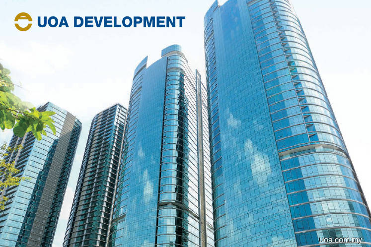UOA Development 2Q net profit up on progressive recognition of ongoing projects