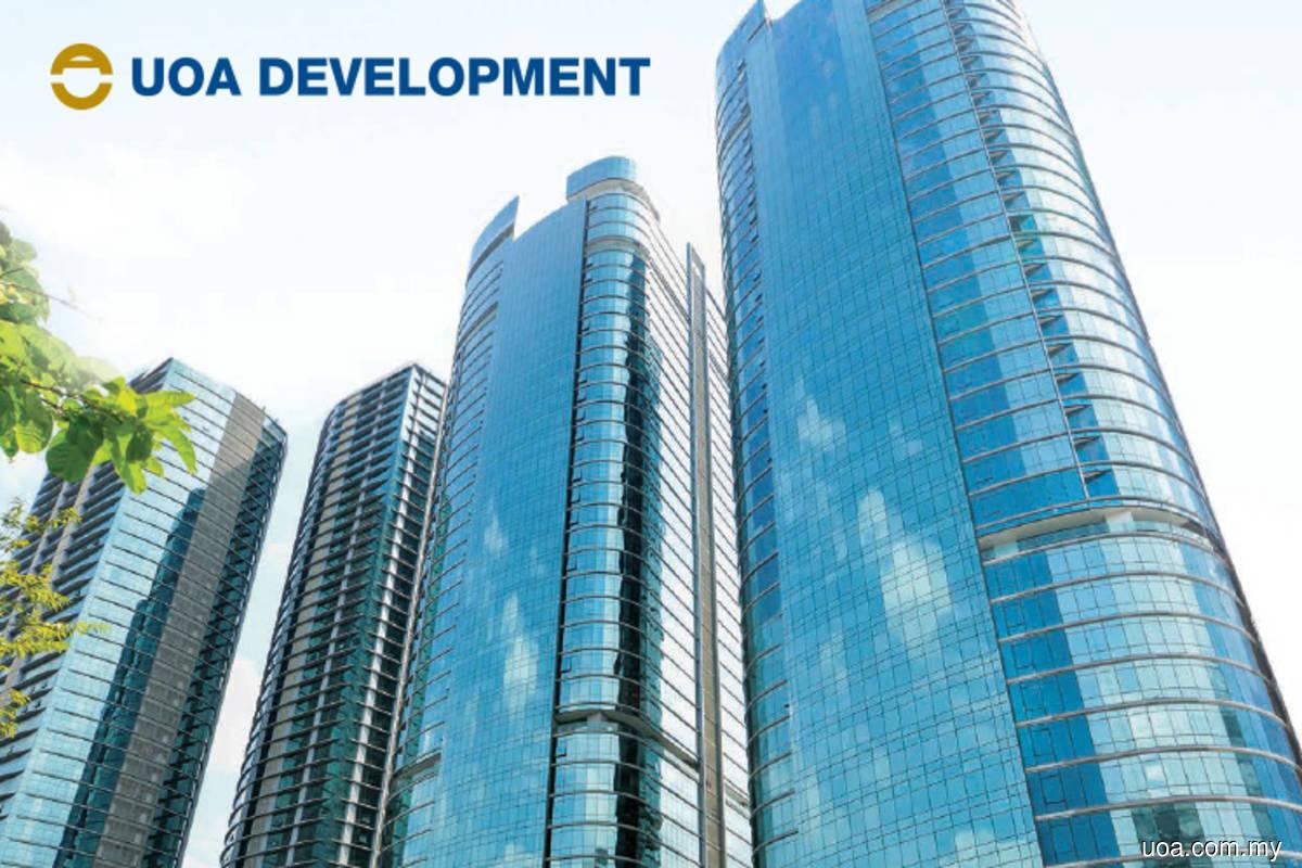 UOA Development reports 68.95% lower 4Q net profit, declares 15 sen dividends