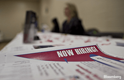 US jobless claims unexpectedly rise; labor market still strong
