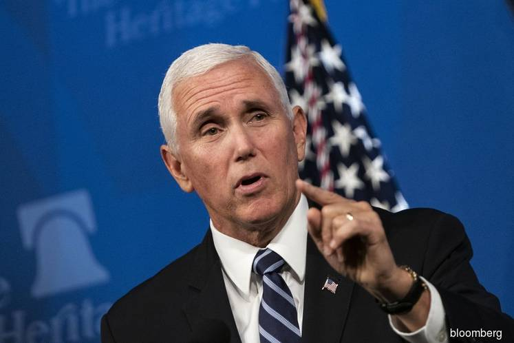 Pence says Iran intended to kill Americans