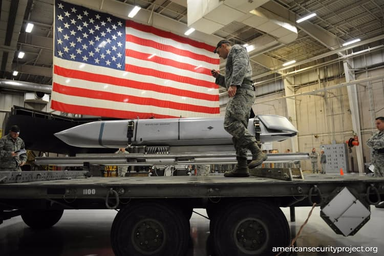 Air Force's Inventory Listed Wrong Sites for 79 Nuclear Missiles