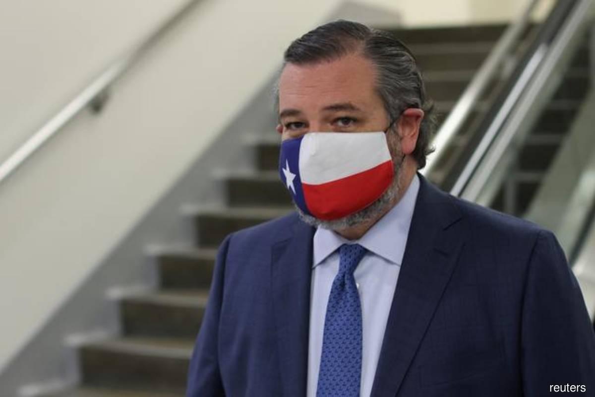 Ted Cruz (Reuters filepix)