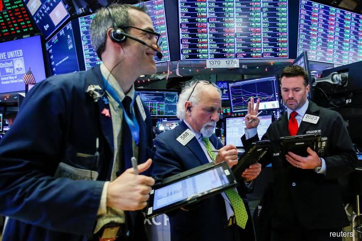 Tech stocks, upbeat U.S. factory data help Wall St rebound