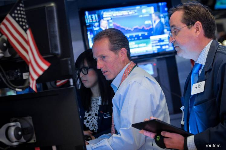 China virus scare, disappointing earnings drive Wall St lower