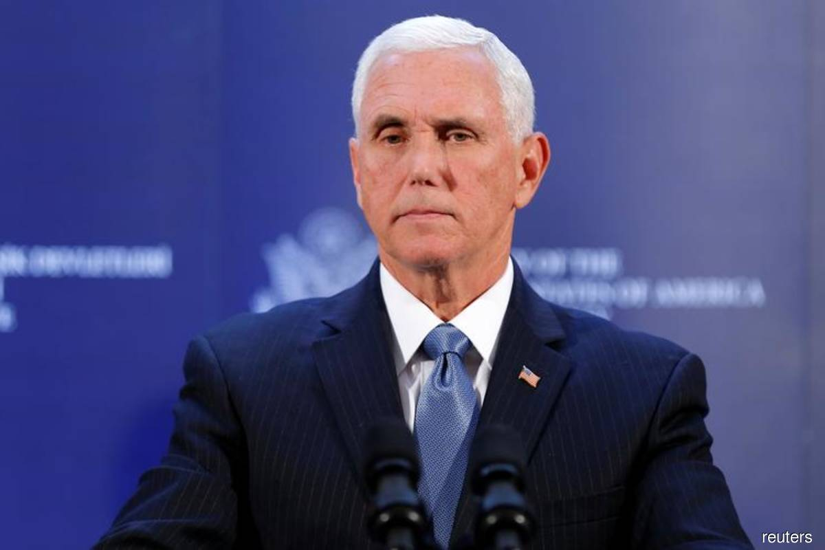 Pence to attend Biden's inauguration, official says