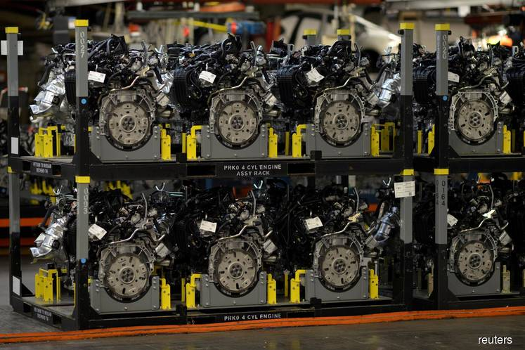 Weak U.S. core capital goods orders point to deepening business investment downturn