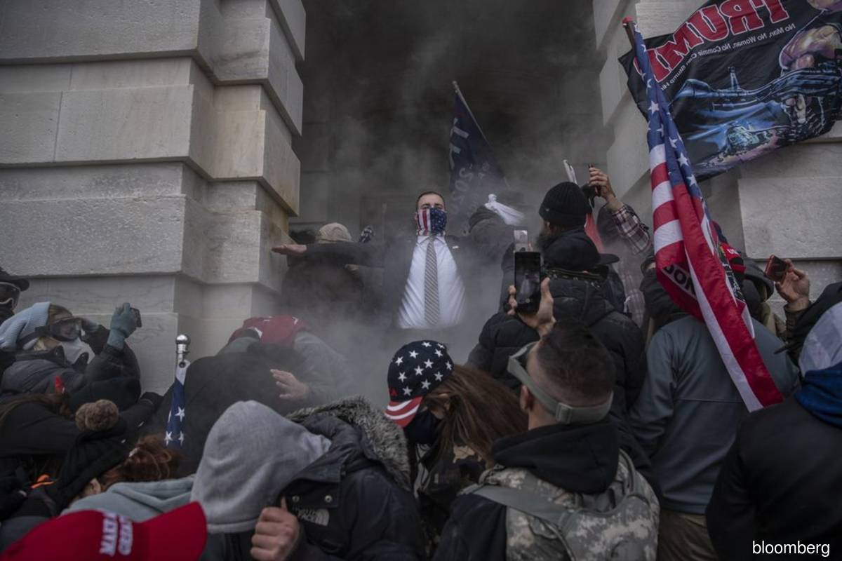 Facebook pressed to retain digital evidence from Capitol riot
