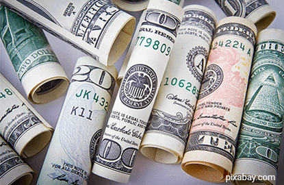 US dollar retreats as US Treasury yields come off highs