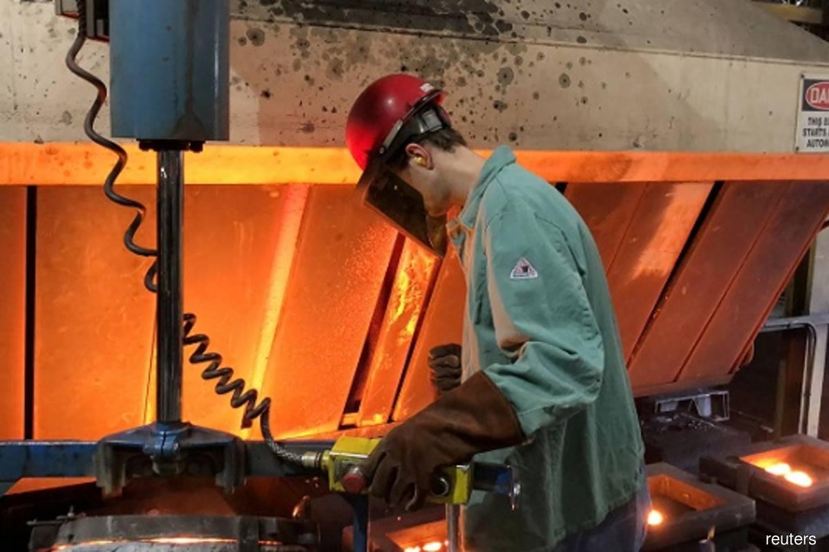 Supply chain bottlenecks amid roaring demand slow US manufacturing