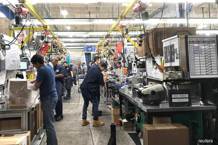 U.S. factories are less upbeat on 2019 sales on hiring, tariffs
