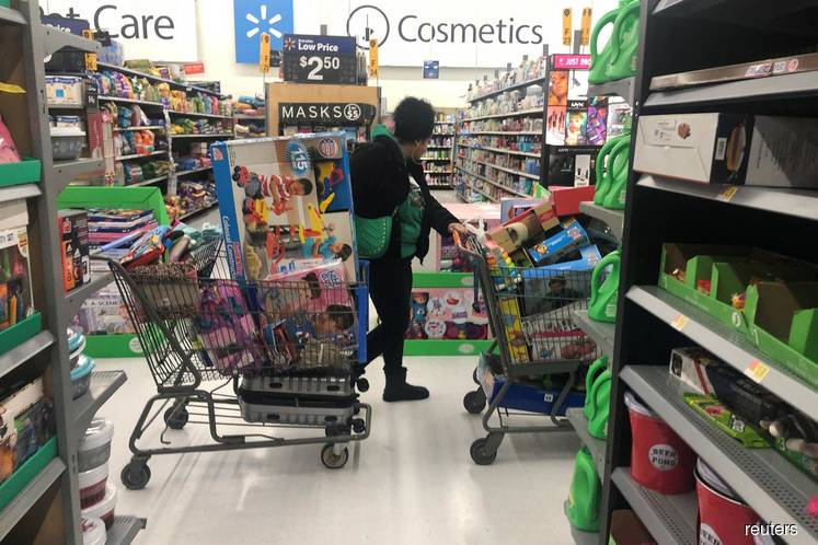 Rising food costs lift U.S.consumerprices; Covid-19 to weigh on inflation
