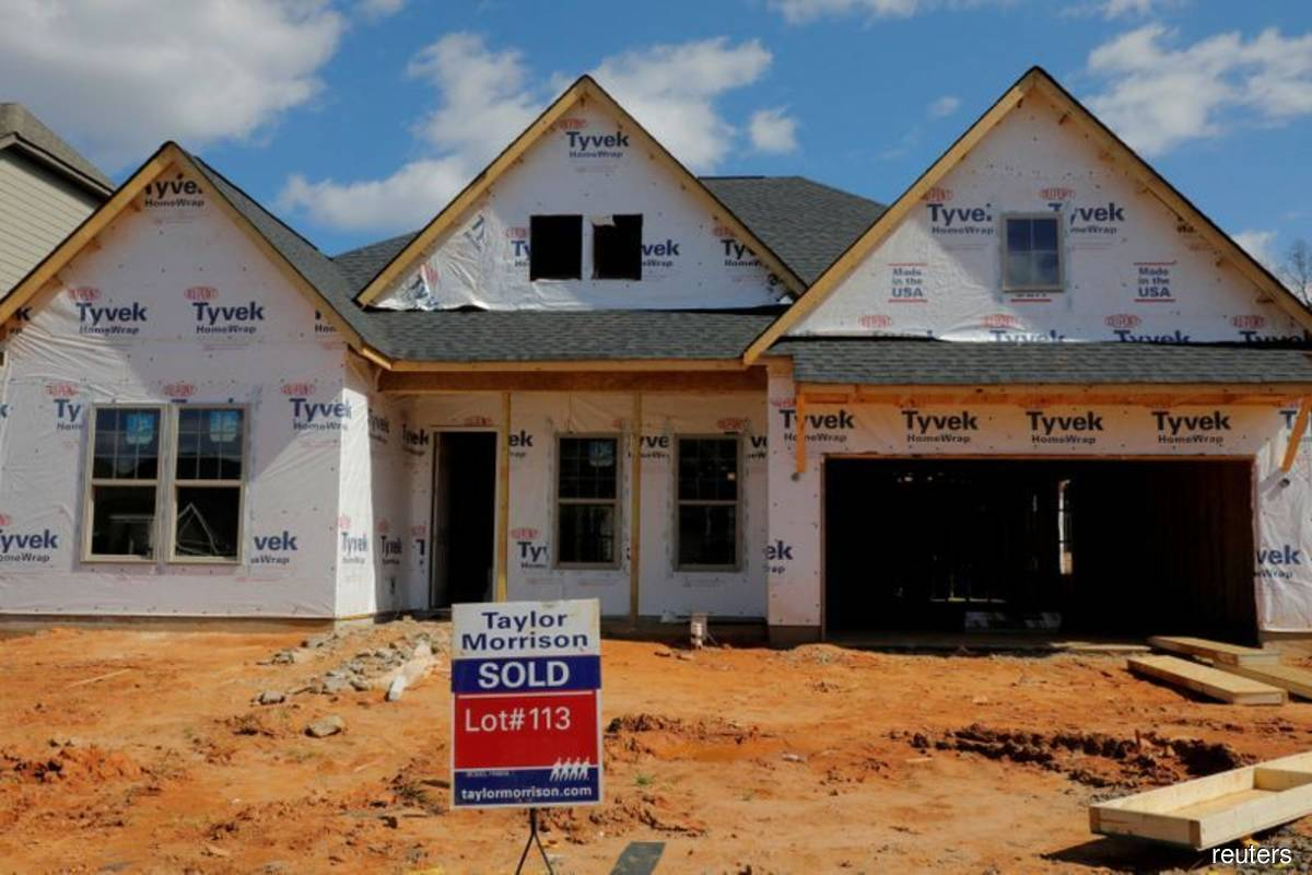 US new home sales fall in September; prices continue to rise