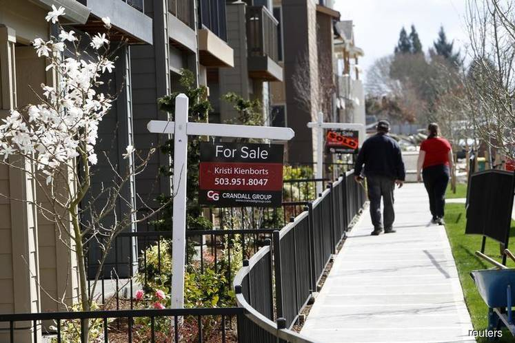 U.S. existing home sales vault to near two-year high