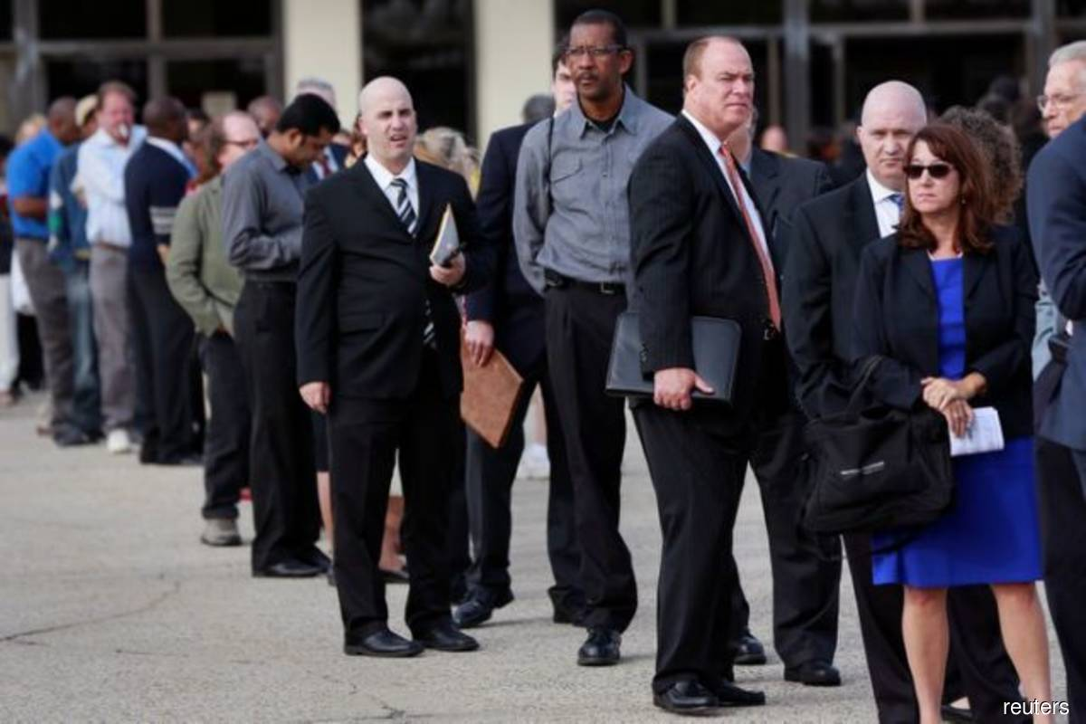 US job growth slows in October; unemployment rate falls to 6.9%