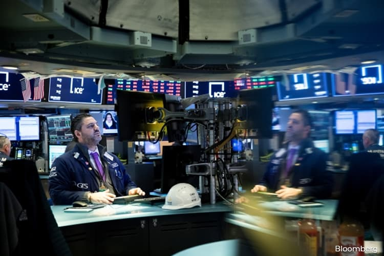 `Tariff Man Is Back': Traders React as Calm Is Upended in Stocks