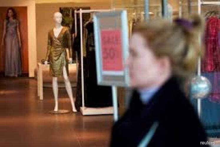 U.S. retail sales post biggest drop in a year; coronavirus drag coming
