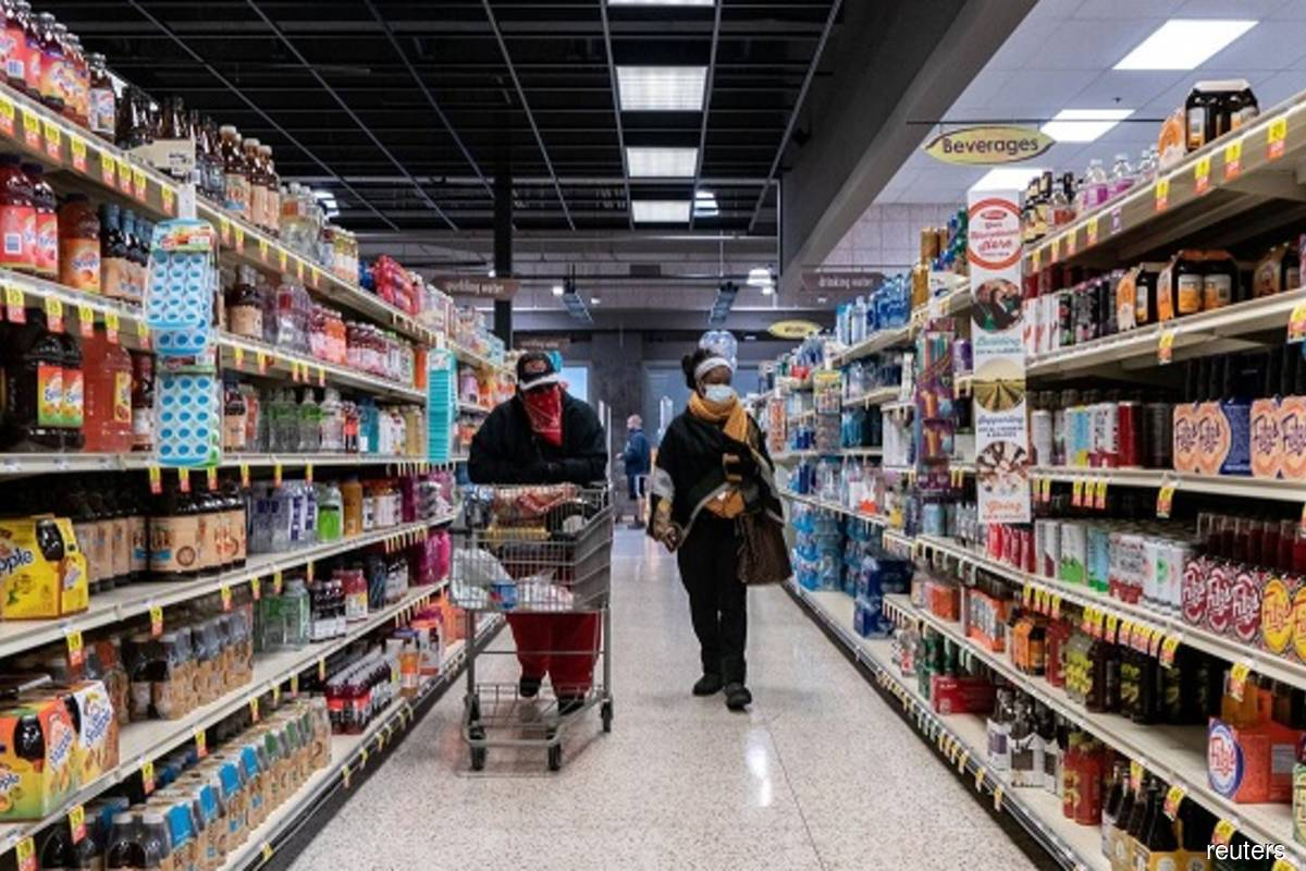 More expensive food, rents boost US inflation; further increases anticipated