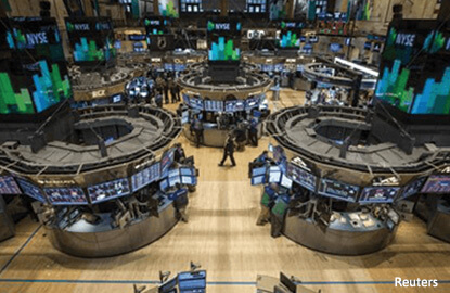 Wall St slips on wiretap accusation, geopolitical worries