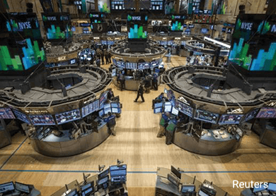 Futures little changed as Yellen comments awaited