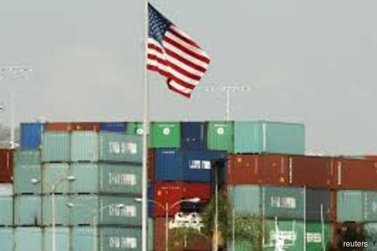 U.S. trade deficit shrinks, but shortfall with China widens