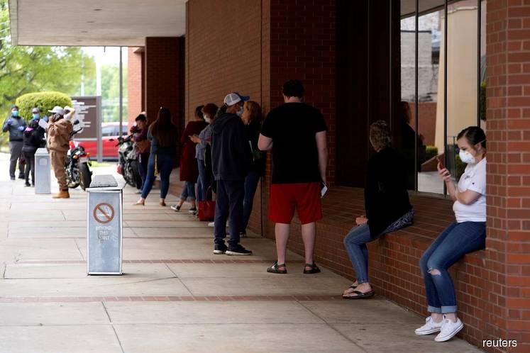 U.S. weekly jobless claims highlight economic carnage from coronavirus