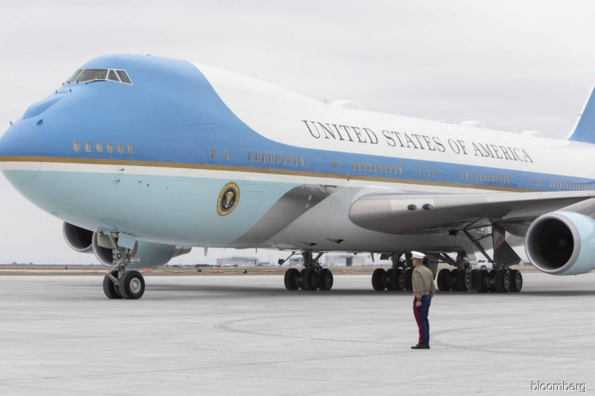 Boeing sues Air Force One supplier for delays, ends contract