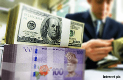 Ringgit strengthens after Yellen's remarks