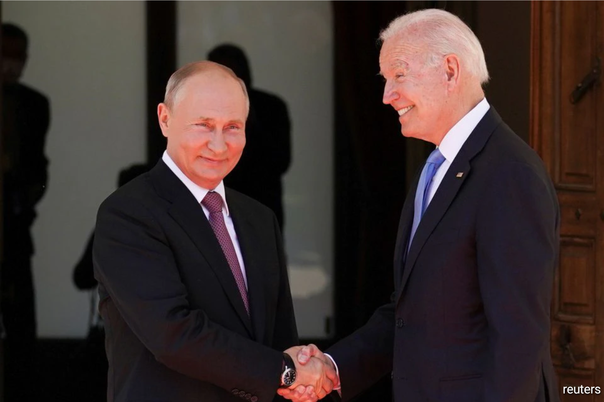 The 78-year-old Biden and Putin, 69, exchanged decent and short opening remarks, but media outlets and observers worldwide consider this is probably the friendliest atmosphere that they can create.