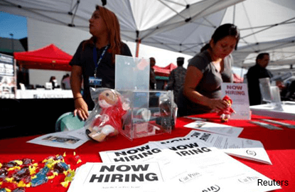 US private employers step up hiring; productivity sluggish